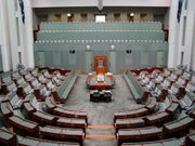 House of Representatives, Parliament House, Canberra