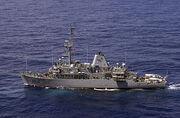 300px-USS Avenger MCM-1
