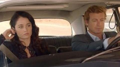 The Mentalist - Fire and Brimstone Behind the Explosion
