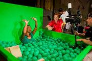 Universal Studios Disaster! Pre-Show Part 3 Bathtub for Flood Acter