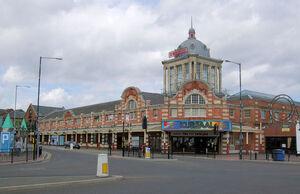 Kursaal Amusement Park