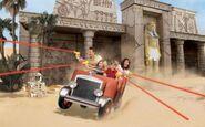 Legoland Lost Kingdom Adventure Poster