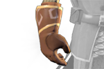 Loot Huntsman Gauntlets