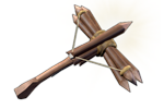 Loot Ox Charmed Crossbow