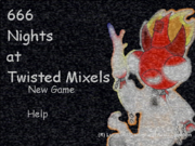 666 Nights at Twisted Mixels Title Screen