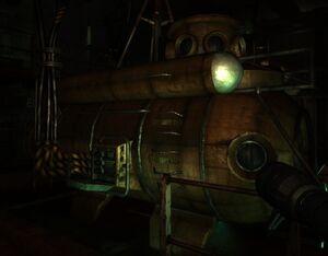 Submarine Thumber