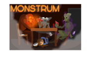 Monstrum game staycalmcursory by ezra kanji tricks-d8vf079
