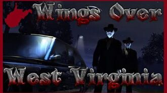 Men In Black, Indrid Cold and UFOs - Wings Over West Virginia
