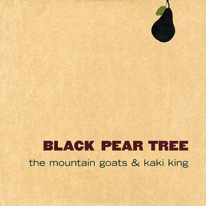 Black Pear Tree