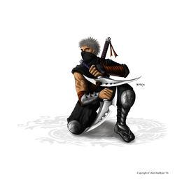 Character 3 by Ninjatic