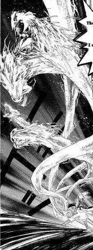 Omnidirectional Ice Dragon