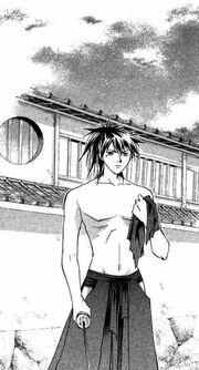 Kenji swordsmen apprentice