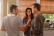 Things Just Got Real Luke Greenfield Jami Gertz Lenny Venito