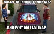 The Neighbors Mo Purses Car