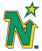North Stars logo original
