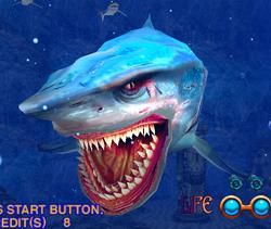Leviathan's teeth