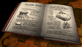 North Sea journal entry
