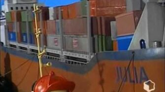 Theodore Tugboat Theodore the Vegetable better quality