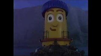 Theodore Tugboat-Hank And The Sunken Ship