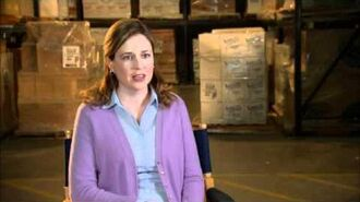 The Office - 7.20 - Jenna Fischer Interview