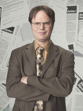 Dwight Schrute Dunderpedia The Office Wiki Fandom Powered By Wikia