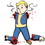 Fallout 3 Vault Boy by theBeeblebrox