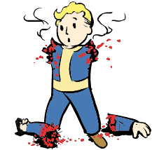 File:Fallout 3 Vault Boy by theBeeblebrox.png