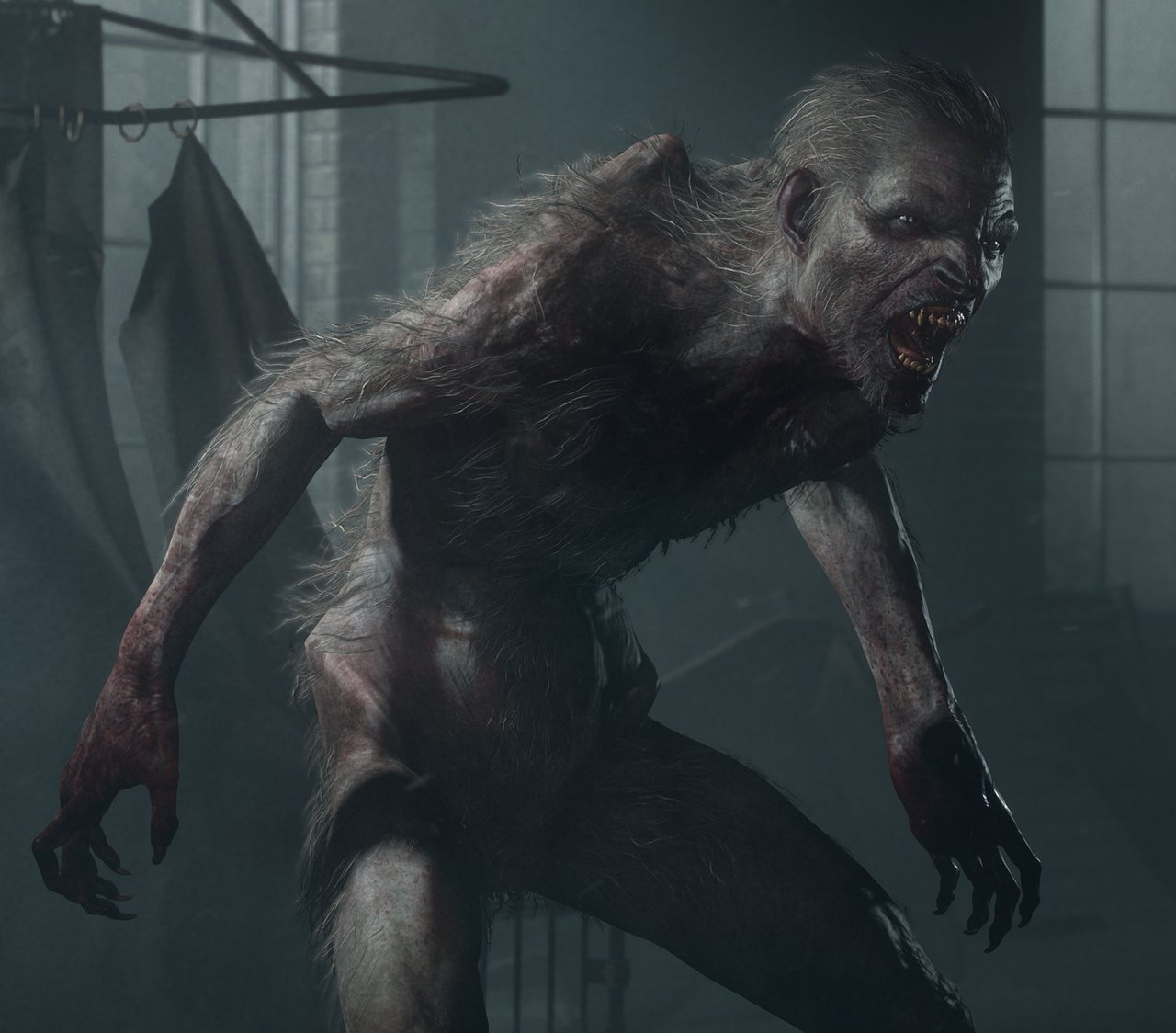 Lycan The Order 1886 Wiki Fandom Powered By Wikia