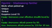 Shadowsong Panther