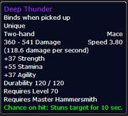 Deep Thunder