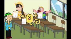 Haruna Iikubo gets all B's