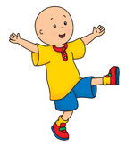 Real Caillou
