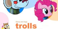 Trolls (Disney and Sega Animal Style)
