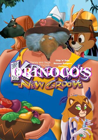 File:The Rescue Ranger's New Groove II Orinoco's New Groove Poster.jpg