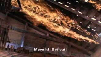 The Outsiders Abandoned Church Fire