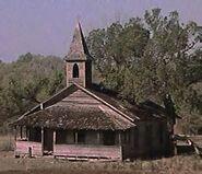 Windrixville church