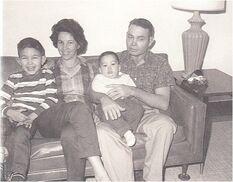 Merriell's Family, 12/20/66