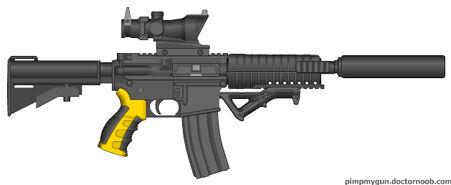 M4 SOPMOD Compact