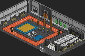 Trainingroom