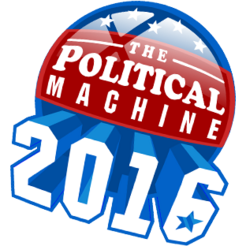 The Political Machine 2016 logo