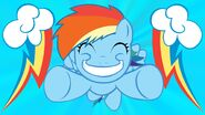 Filly rainbow dash wants hugs by neodarkwing-d4feps8