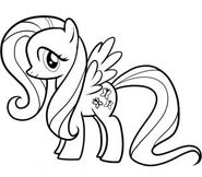 How-to-draw-fluttershy -my-little-pony-step-10