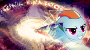 Sonic rainboom by midnight jasper