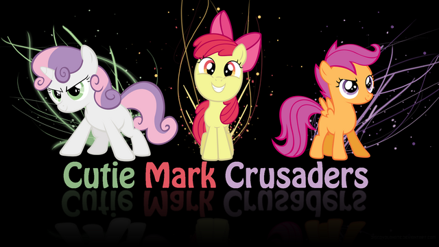 File:Cutie mark crusaders by discovolanate-d4881ev.png