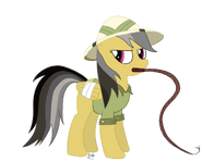 Daring do by dragonfoorm-d4oq3lx