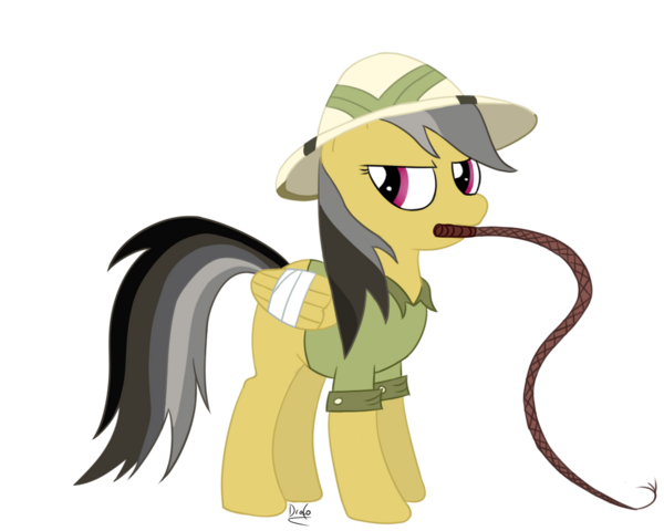 File:Daring do by dragonfoorm-d4oq3lx.png