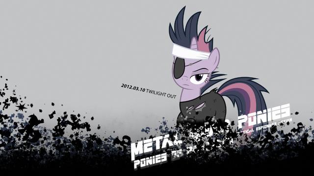 File:Metal Gear Ponies Ponies Of Patriots Wallpaper by mackaged.png