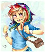Rainbow dash by nataliadsw-d4soicw