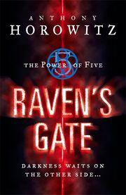 Raven's Gate book cover