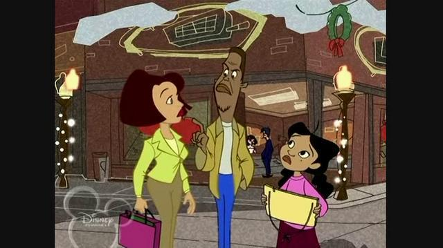 The Proud Family - Seven Days of Kwanzaa